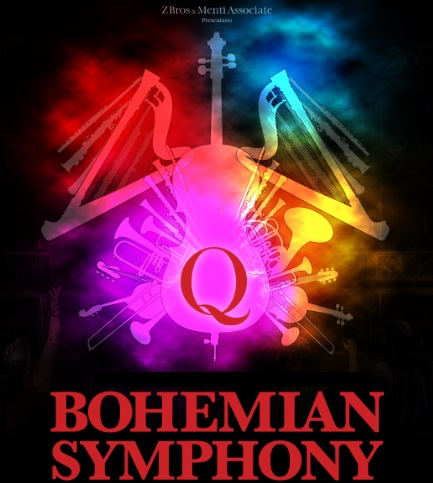 Bohemian Symphony – The Queen Orchestra